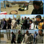 سپاه به کمک مناطق سیل زده ارومیه شتافت