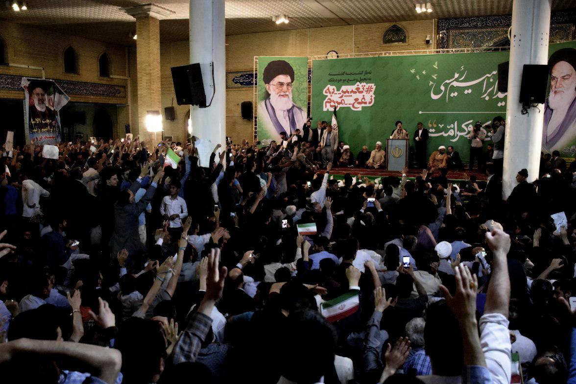 سنگ تمام ارومیه ای ها برای حجت الاسلام رئیسی