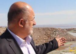 دروغ آشکار روحانی درباره احیای دریاچه ارومیه
