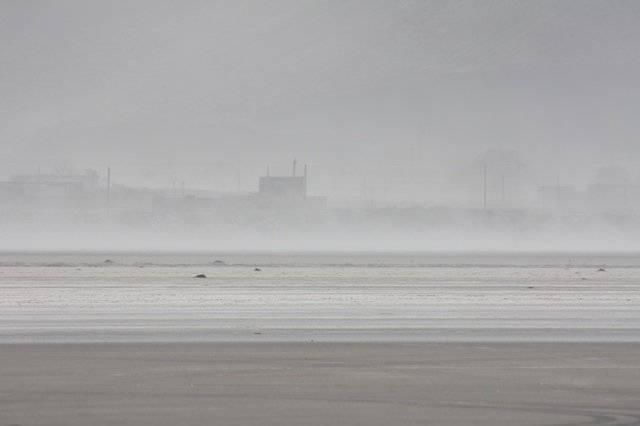 ریزگردهای نمک دریاچه ارومیه موجب ایجاد بیماری های ریوی می شود