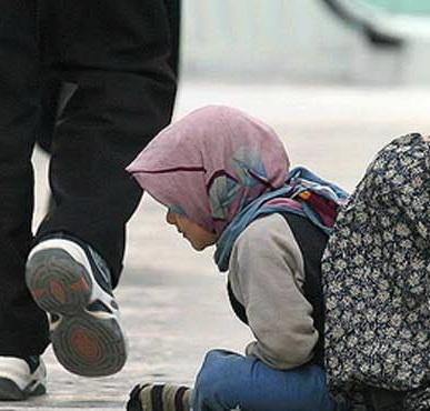 سرکرده شبکه های اجبار کودکان به تکدی گری در ارومیه دستگیر شد