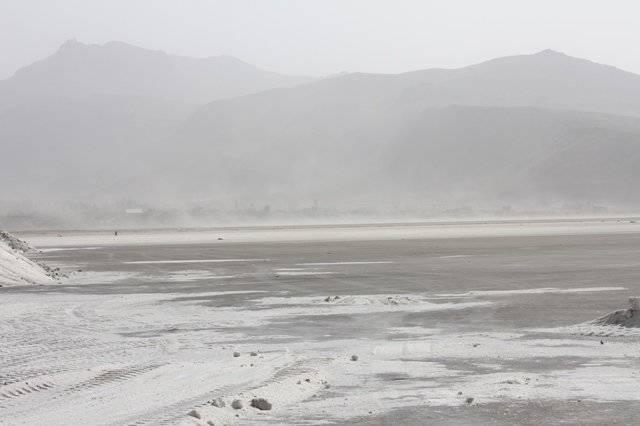 سطح آب دریاچه ارومیه ۳۲ سانتی متر کاهش یافت / خبری از تثبیت وضعیت دریاچه نیست