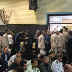 مراسم یادبود شهدای حمله تروریستی مجلس در ارومیه برگزار شد