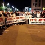 روز قدس در ساکاریای ترکیه / حمایت از آرمان قدس و برائت از آمریکا