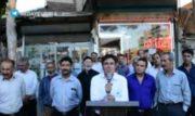 مشکلات و مطالبات اهالی محله وکیل آباد به روایت دوربین ندای ارومیه
