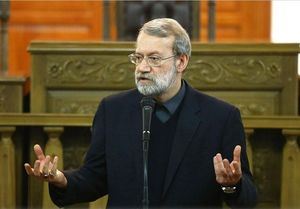 علی لاریجانی کدام روزنامه اصلاحطلب را کذاب خواند؟ +عکس