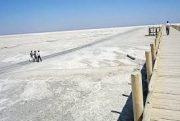 عملکرد ضعیف کلانتری در احیای دریاچه ارومیه/ سطح آب دریاچه ۲۶ سانتیمتر کاهش یافت+ سند