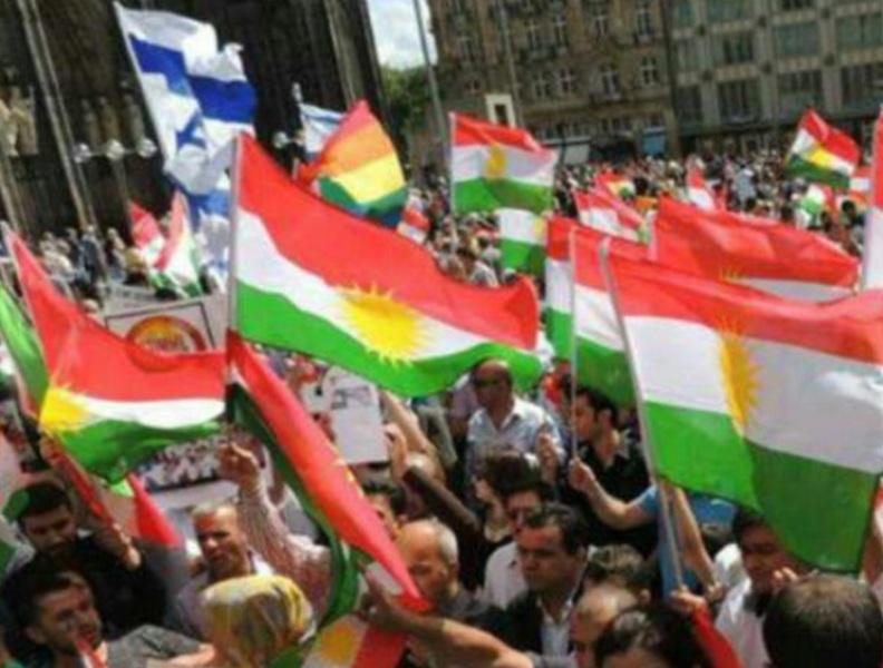 برگزاری کمپین «آری» به رفراندوم بارزانی در تلآویو داغتر از اربیل!
