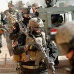 درگيری شديد ميان نيروهای امنيتی عراق و پيشمرگه های كرد
