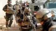 درگیری شدید میان نیروهای امنیتی عراق و پیشمرگه های کرد