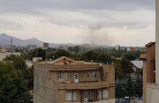 صدای انفجار شنیده شده در ارومیه مربوط به چه بود؟