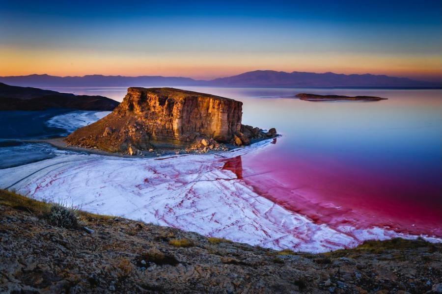انتقال ۱۵۰ میلیون مترمکعب فاضلاب تصفیه شده به دریاچه ارومیه