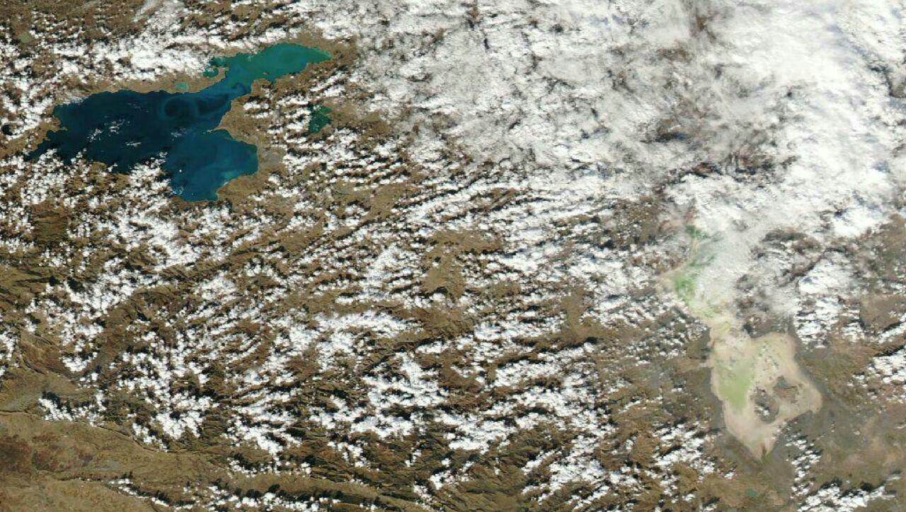 خشکی دریاچه ارومیه عامل افزایش زلزله در منطقه است