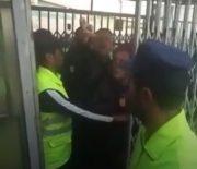 دستگیر کردن هوادار تراکتورسازی توسط یگان ویژه به خواسته علی دایی!