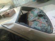 گزارش تصویری/ گوشه ای از خسارات تندباد در ارومیه