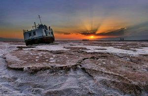 دریاچه ارومیه بلای جان ۱۴ میلیون نفر
