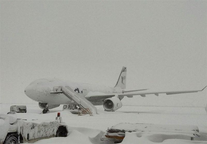 پروازهای تهران ارومیه و بالعکس لغو شد