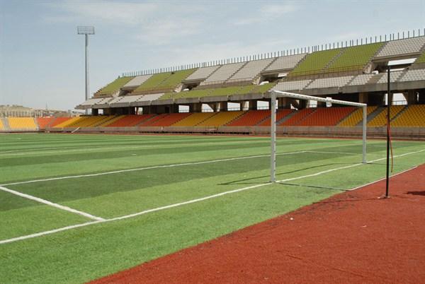 چمن گلی: ورزشگاه ۱۵ هزار نفری ارومیه سال آینده افتتاح می شود