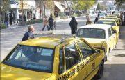 اجرای طرح ایستگاه تاکسی دربستی در ارومیه