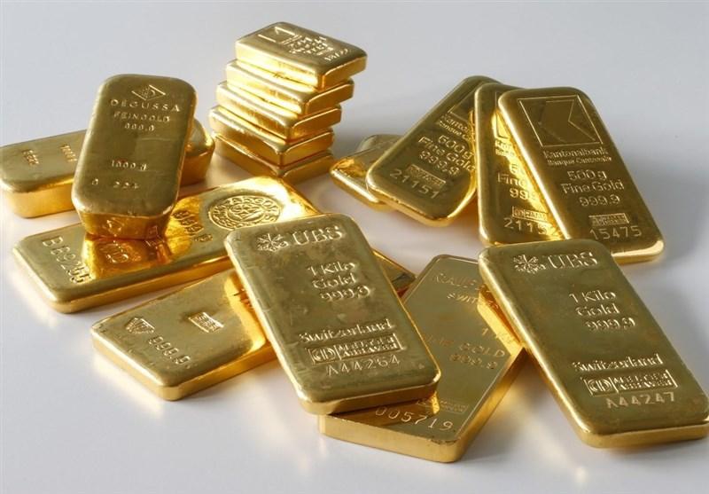 طلا به بالاترین نرخ خود در سال جاری رسید