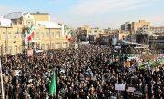 تصاویر/ راهپیمایی اعتراضآمیز مردم ارومیه در محکومیت آشوبگریهای اخیر