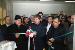 سامانه دریافت تصاویر ماهواره ای هواشناسی آذربایجان غربی افتتاح شد