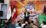 جشن بزرگ عید سعید غدیر خم در ارومیه برگزار شد