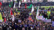 تجمع ۴۰ هزار نفری بسیجیان آذربایجان غربی در ارومیه