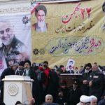 حضور پرشور مردم در راهپیمایی ۲۲ بهمن بسترساز یاس و اضمحلال دشمنان شد