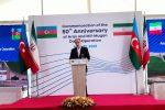 انعقاد تفاهمنامه بین ایران و جمهوری آذربایجان در راستای بهرهبرداری آب و انرژی از رودخانه ارس