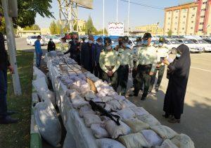 انهدام ۸ باند توزیع کننده مواد مخدر در آذربایجانغربی