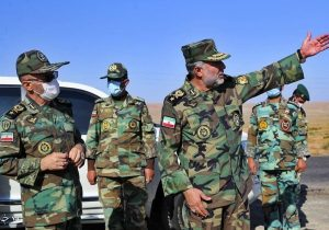 مرزهای قانونی باید حفظ شود / حساسیت جمهوری اسلامی ایران نسبت به تغییرات مرزهای رسمی کشورها